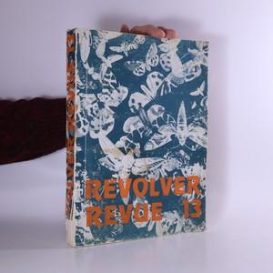 náhled knihy - Revolver revue 13 (samizdat)