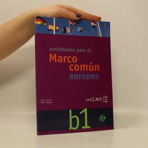 náhled knihy - Marco Comun Europeo B1 (včetně CD)