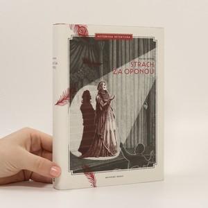 náhled knihy - Strach za oponou