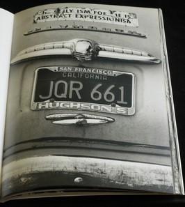 antikvární kniha Dennis Hopper: Fotografien Von 1961 Bis 1967 / Photographs from 1961-1967, neuveden