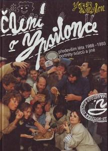 náhled knihy - Čtení o Ypsilonce. Především léta 1988 - 1993, portréty tvůrců a jiné.