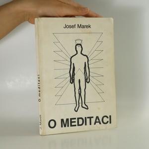 náhled knihy - O meditaci