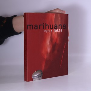 náhled knihy - Marihuana : mýty a fakta