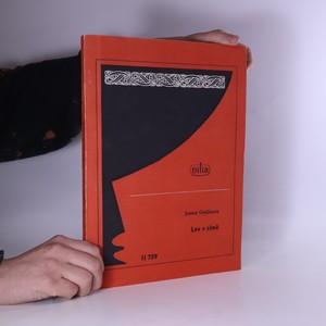 náhled knihy - Lev v zimě