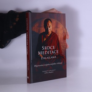 náhled knihy - Srdce meditace : objevování nejniternějšího vědomí
