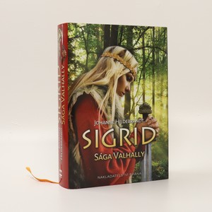 náhled knihy - Sigrid : sága Valhally