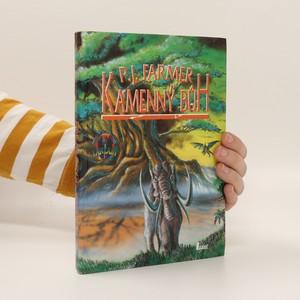 náhled knihy - Kamenný bůh
