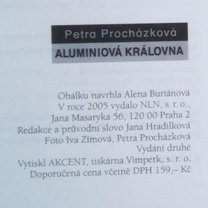 antikvární kniha Aluminiová královna : rusko-čečenská válka očima žen, 2005