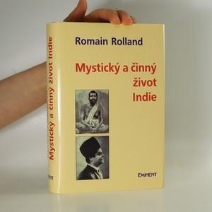 náhled knihy - Mystický a činný život Indie