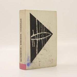 náhled knihy - Lord Peter Wimsey, detektív Marlowe a komisár Maigret zasahujú