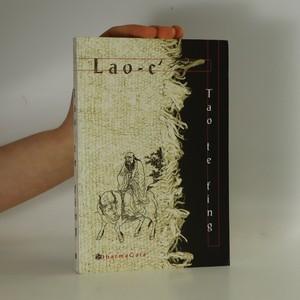 náhled knihy - Tao te ťing = O tao a ctnosti