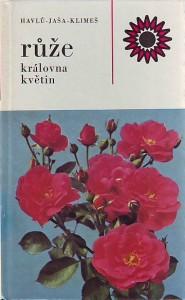 náhled knihy - Růže, královna květin