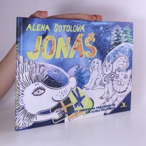 náhled knihy - Jonáš : o ježkovi, který se těšil na Vánoce.