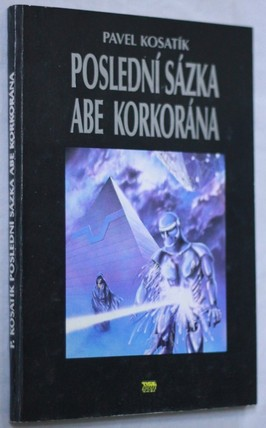 náhled knihy - Poslední sázka Abe Korkorána