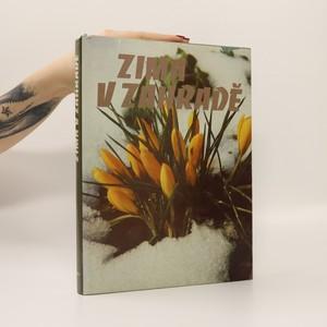 náhled knihy - Zima v zahradě
