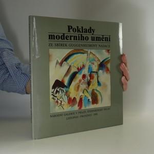 náhled knihy - Poklady moderního umění. Ze sbírek Guggenheimovy nadace