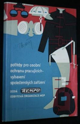 náhled knihy - Potřeby pro osobní ochranu pracujících - vybavení společenských zařízení