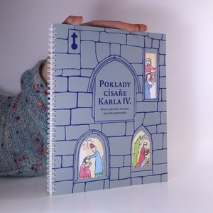 náhled knihy - Poklady císaře Karla IV. : hravý průvodce životem slavného panovníka