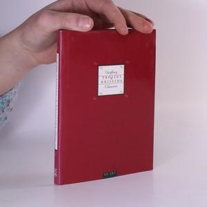 náhled knihy - Troilus a Kriseida
