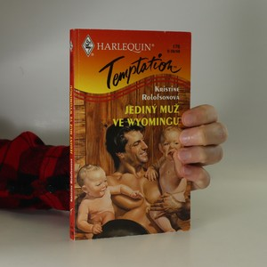 náhled knihy - Jediný muž ve Wyomingu