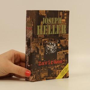 náhled knihy - Zavíráme!