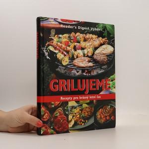 náhled knihy - Grilujeme, recepty pro krásný letní čas