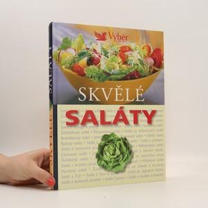 náhled knihy - Skvělé saláty