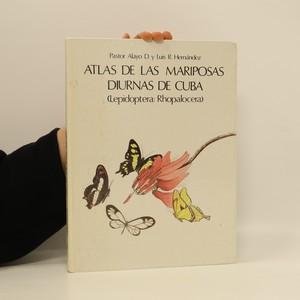 náhled knihy - Atlas de las mariposas diurnas de Cuba