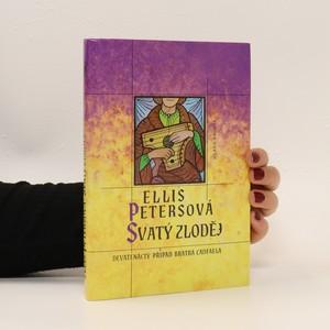 náhled knihy - Svatý zloděj. Devatenáctý případ bratra Cadfaela