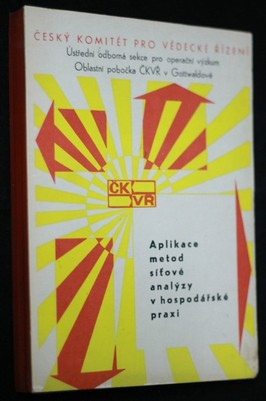 náhled knihy - Aplikace metod síťové analýzy v hospodářské praxi