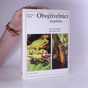 náhled knihy - Obojživelníci. Amphibia