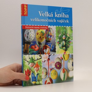 náhled knihy - Velká kniha velikonočních vajíček