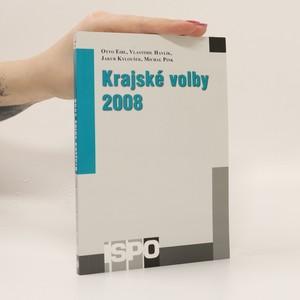 náhled knihy - Krajské volby 2008