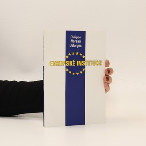 náhled knihy - Evropské instituce