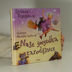 náhled knihy - Naše sousedka čarodějnice
