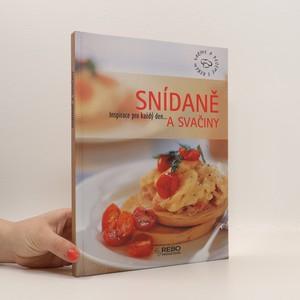 náhled knihy - Snídaně a svačiny