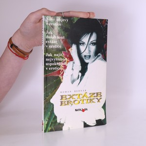 náhled knihy - Extáze erotiky