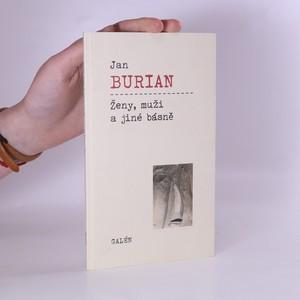 náhled knihy - Ženy, muži a jiné básně