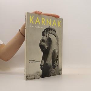 náhled knihy - Karnak. (slovensky)