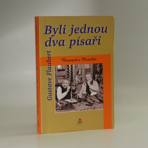 náhled knihy - Byli jednou dva písaři : Bouvard a Pécuchet