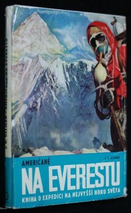 náhled knihy - Američané na Everestu
