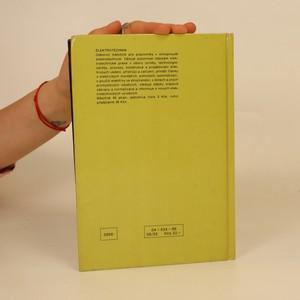 antikvární kniha Elektrotechnická praxe v příkladech, 1986