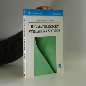 náhled knihy - Revmatologický výkladový slovník