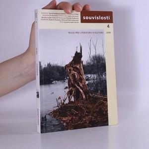 náhled knihy - Souvislosti. Číslo 4/2008 ročník XIX