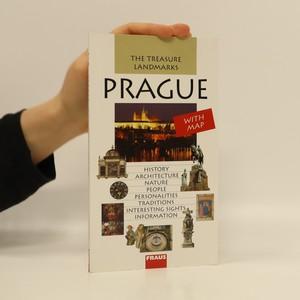náhled knihy - Prague: The treasure landmarks (bez mapy)