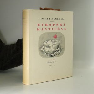 náhled knihy - Evropská kantiléna