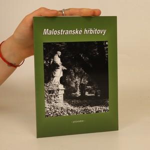 náhled knihy - Malostranské hřbitovy (průvodce)