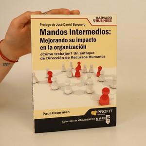 náhled knihy - Mandos intermedios: mejorando su impacto en la organización