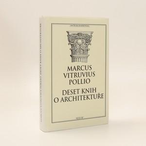 náhled knihy - Deset knih o architektuře