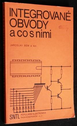 náhled knihy - Integrované obvody a co s nimi